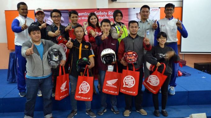 Seminar Safety Riding Wahana