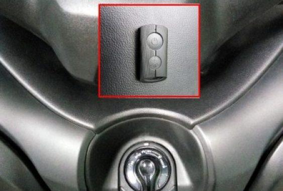 Cara Pengoperasian Keyless Smart Key Yamaha XMAX 250