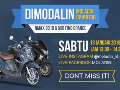 Moladin Modalin DP Motor Fino Grande
