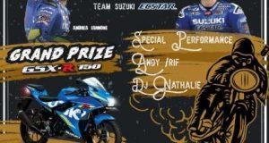 Jelang Suzuki Bikers Meet Nasional