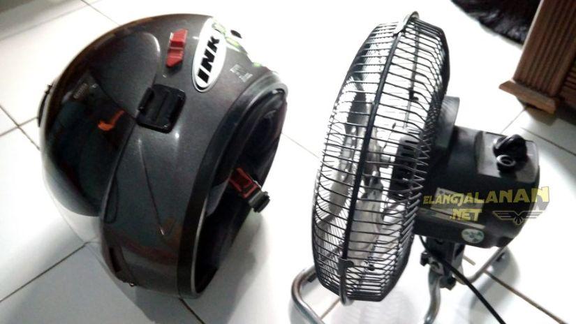 Cara Perawatan Helm