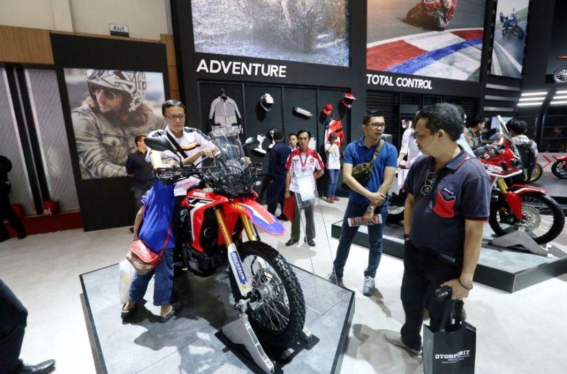 Rapor Penjualan Motor AHM selama 2017