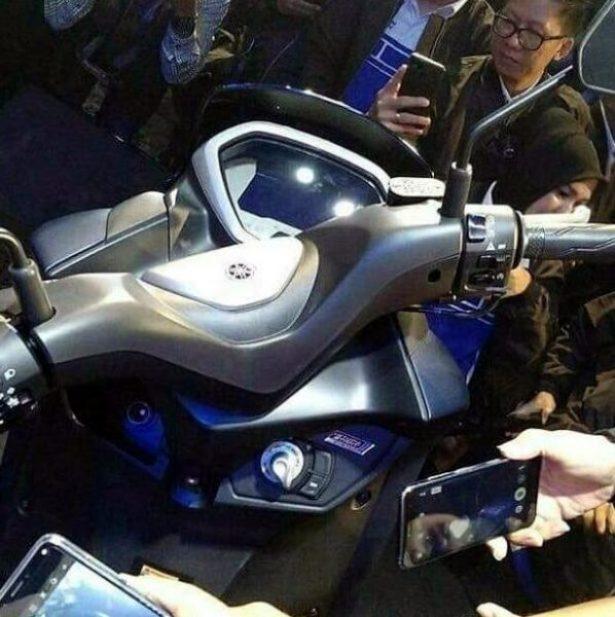 Yamaha Lexi 125VVA Terkuak di Internal Dealer