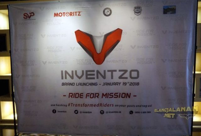Brand Launching Inventzo