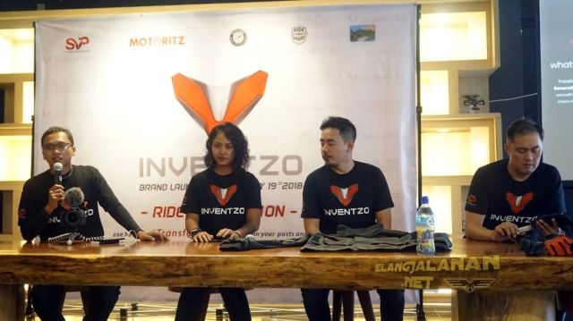 launching apparel inventzo