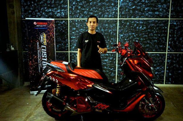 Pemenang Semifinal CustoMAXI Makassar