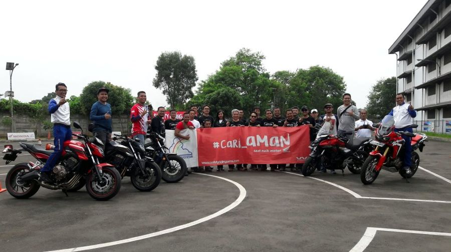 Safety Riding Komunitas Rebel Owner Community