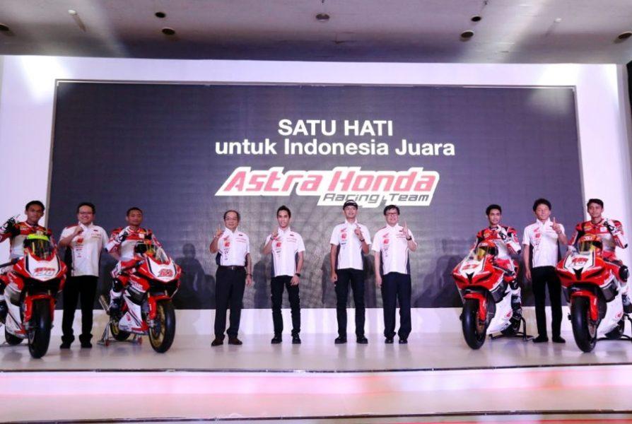 Ini Peta Tim Balap AHRT 2018, Satu Hati untuk Indonesia Juara