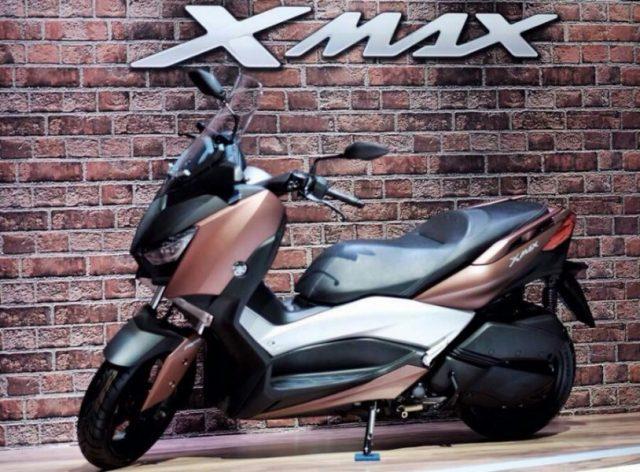 XMAX Order Online Dibuka Sepanjang Waktu