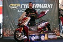 Pemenang King of Maxi