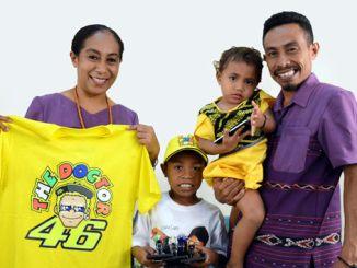 Yamaha Indonesia Beri Dukungan Untuk Daddy Rossi