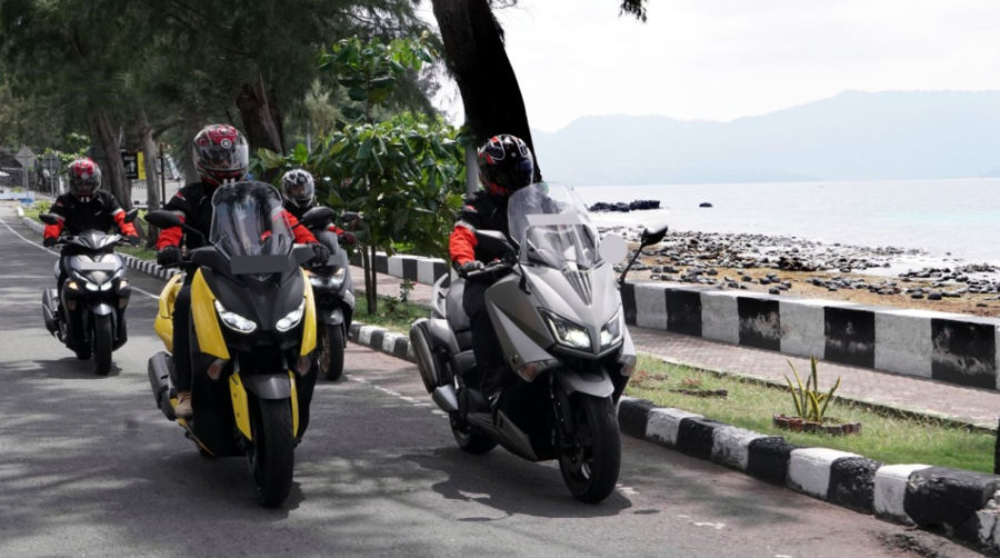 MAXI Yamaha Tour de Indonesia