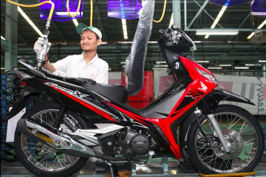 Honda Supra X 125 FI Edisi 2018
