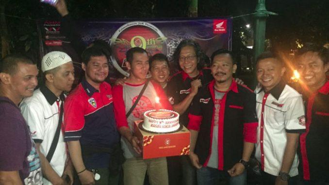 Asosiasi Honda Jakarta Kian Solid selama 9 tahun