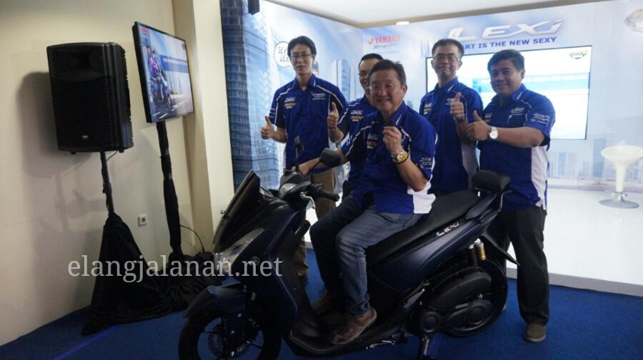 Ini dia Harga Yamaha Lexi, standar Rp. 19.950.000, Tipe S Rp. 22.8 juta