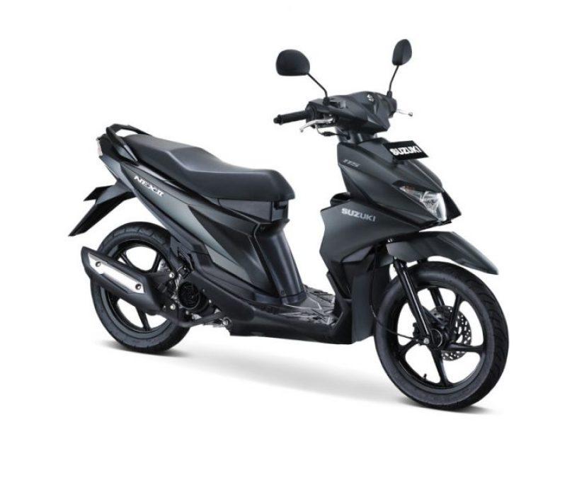 Suzuki NEX II Elegant Premium