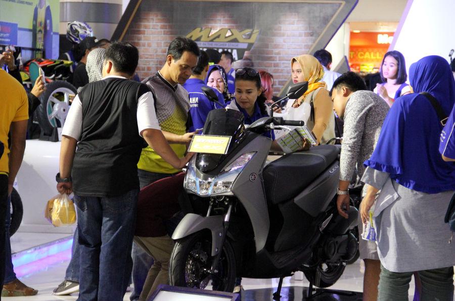 Mau Jadi Orang Pertama Rasakan Sensasi Riding Yamaha Lexi, Monggo Melipir ke BYMS Cirebon!