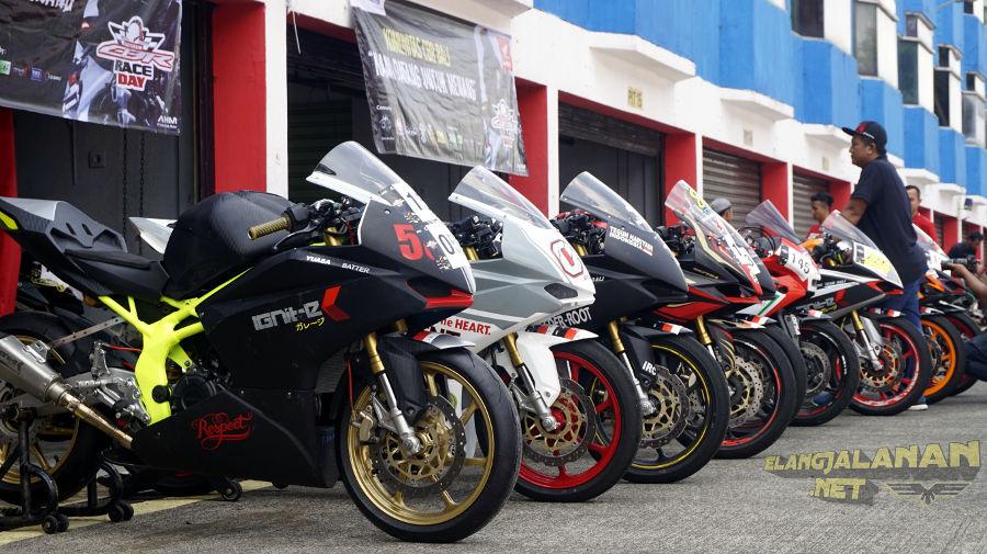 Indonesia CBR Race Day 2018 Seri 1, Diikuti 200 starter, Ubahan Mesin Bebas