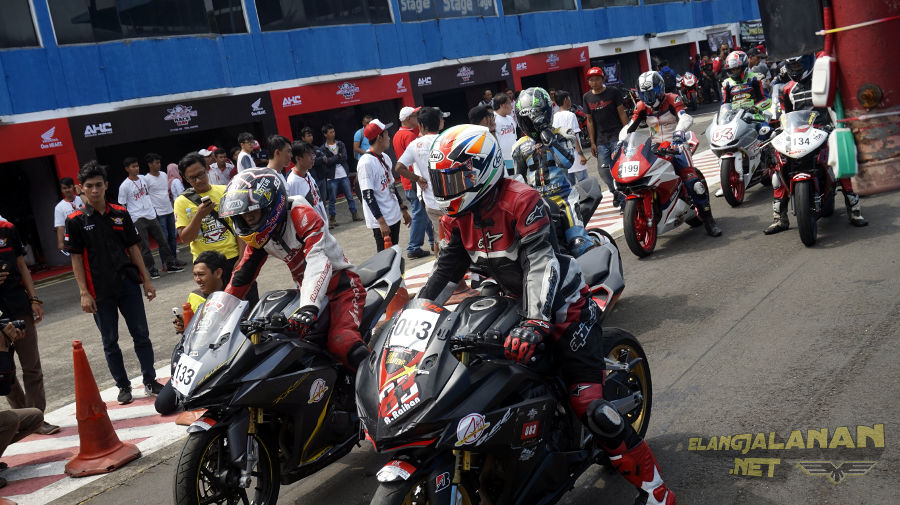 CBR Race Day 2018 Seri 1