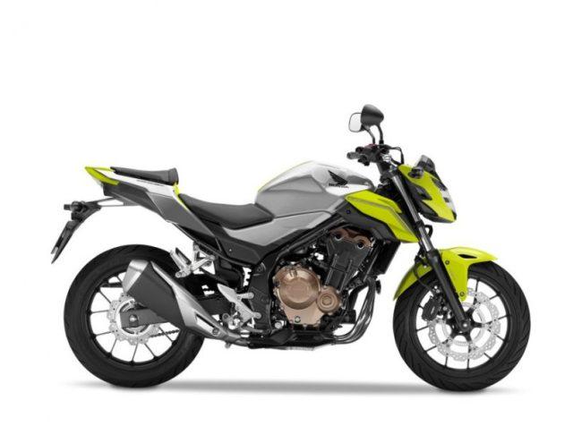 Harga Terbaru Jajaran Big Bike Honda 2018