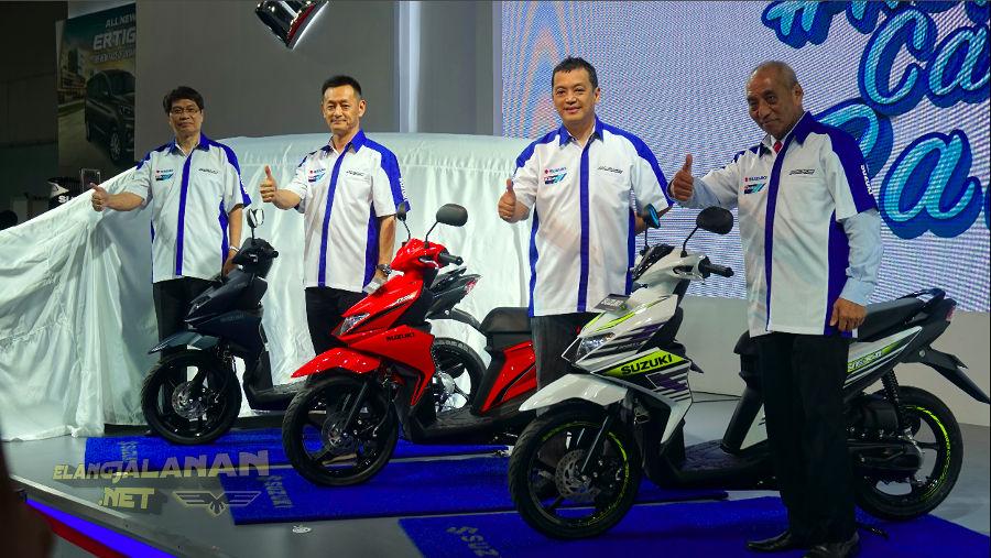 Suzuki Perkenalkan NEX II