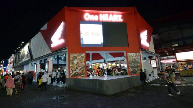 Promo di Booth Honda Jakarta Fair Kemayoran