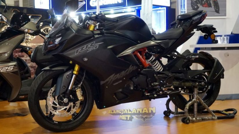 First Impression TVS Apache RR 310