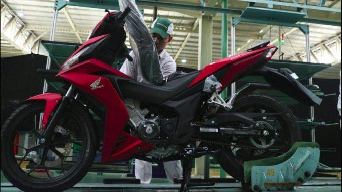 Warna Baru Honda Supra GTR150 2018
