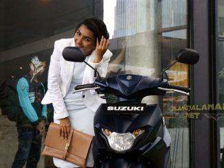 TVC Suzuki NEX II