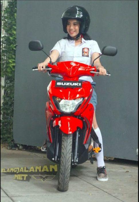 Keren Cara Baru Suzuki NEX II