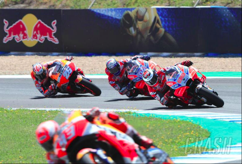 Video Full Race MotoGP Jerez 2018