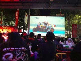 AHM Gelar Nobar MotoGP Bareng Komunitas Honda