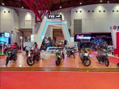 TVS Kembali Hadir di Jakarta Fair 2018