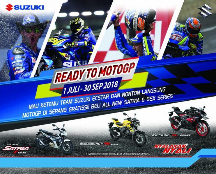 Nonton MotoGP di Sepang