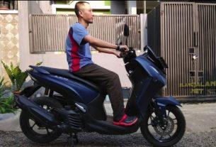 Review Jok Yamaha LEXi untuk Pembonceng
