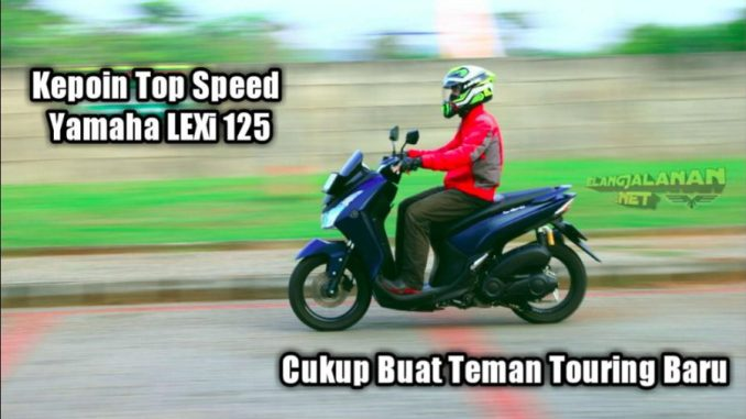 Top Speed Yamaha LEXi