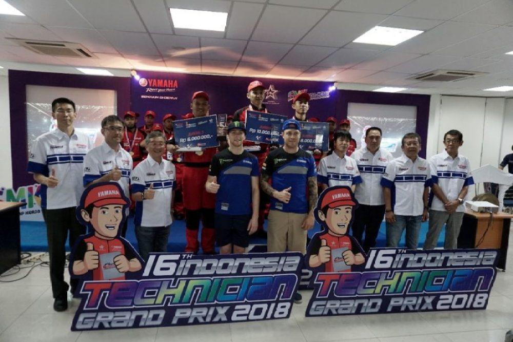 Ardhi Sulistiyo Juarai Indonesia Technician Grand Prix