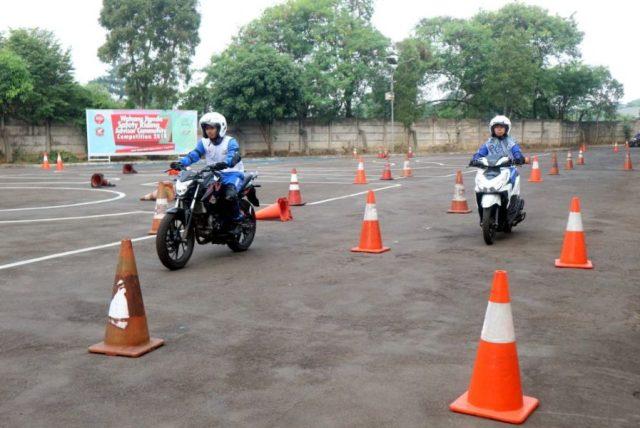 Safety Riding Tingkat Nasional 2018 Pekanbaru