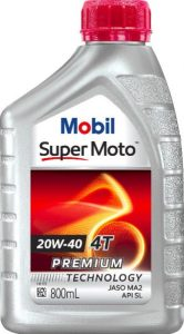 Mobil SuperMoto™ 20w-40 Premium 800ml