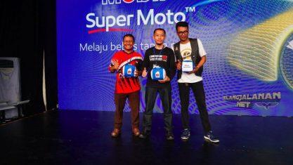 Oli Mobil Super Moto