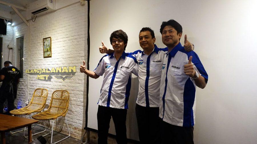 Halal Bihalal Bloggers dengan Suzuki Indonesia, Perkenalan 2 Anggota Baru Manajemen PT. SIS