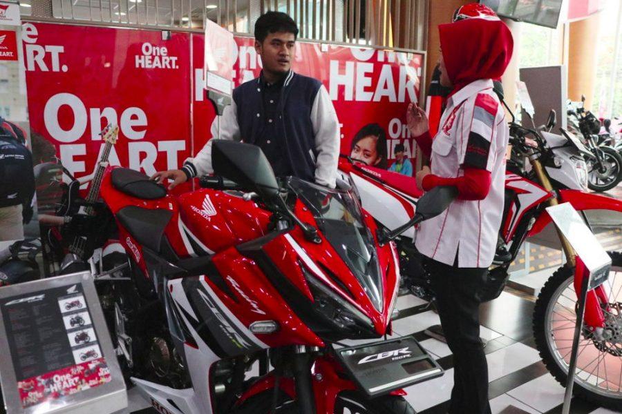 Catatan Semester I, Honda CBR150R Terjual 37.131 unit, Pimpin Segmen Sport 150cc