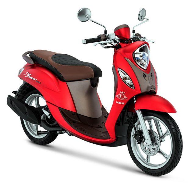 Warna Baru Fino Grande Luxury Red, Tampil Lebih Berkelas