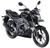 Suzuki GSX150 Bandit Black