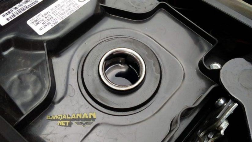 Konsumsi BBM Suzuki NEX II