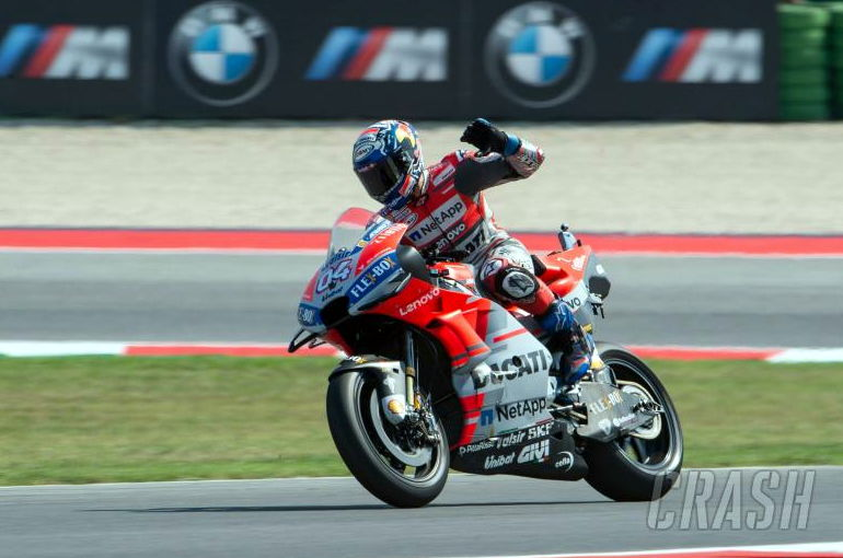 Download Video Full Race MotoGP Misano 2018, Dovizioso Juara