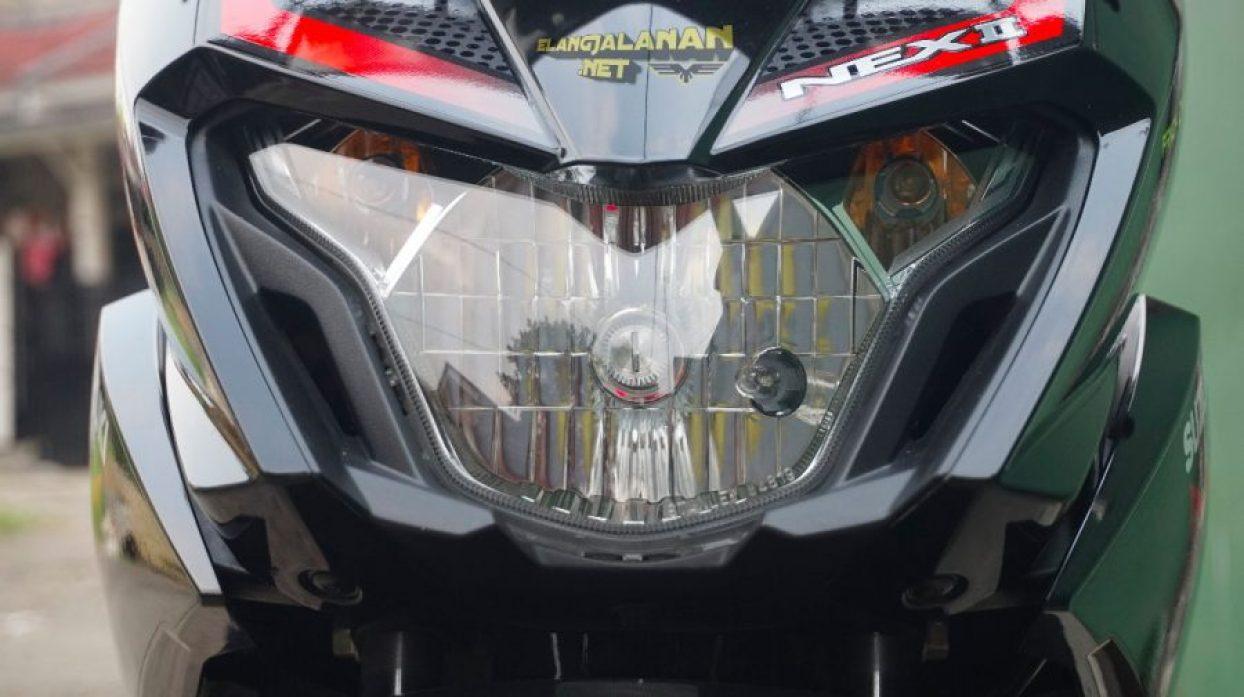 Review Harian Suzuki NEX II