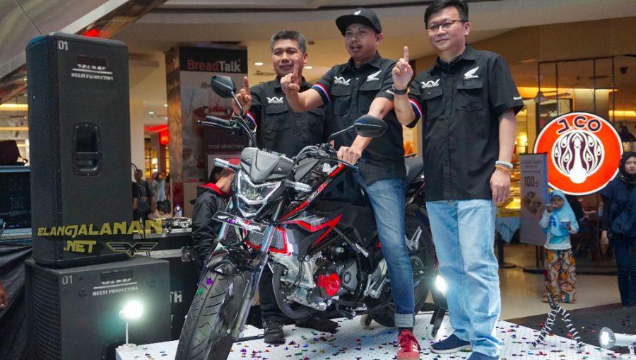 Regional Launching New CB150R StreetFire, Wahana Targetkan Penjualan 500 unit per bulan