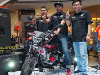Regional Launching New CB150R