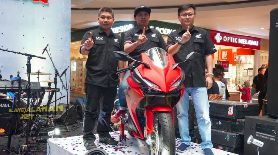 New Honda CBR250RR series